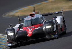 Toyota piensa en alinear el tercer TS050 Hybrid en Fuji
