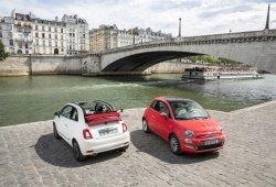 España - Mayo 2017: Fiat crece con el 500 como abanderado
