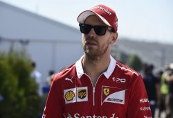 Vettel resta importancia a su implicación en el desarrollo de los neumáticos
