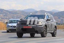 Dacia Duster 2018: así luce la nueva generación en movimiento
