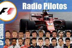 [Vídeo] Las conversaciones por radio del GP de Canadá F1 2017