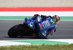 Viñales supera a Rossi y Dovizioso por la pole de MotoGP en Mugello