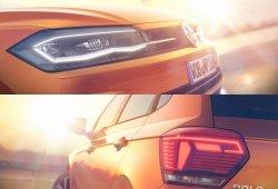 Volkswagen Polo: reveladas las primeras imágenes oficiales a modo de teaser