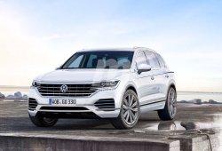 Volkswagen Touareg 2018: así lucirá el nuevo diseño del SUV alemán