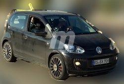 Volkswagen Up! GTI 2018: cazamos al pequeño cohete en pruebas