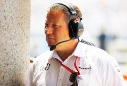 "Brown: ""No podemos seguir así, es bastante deprimente para McLaren"""