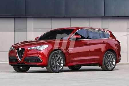 Alfa Romeo Castello: el nuevo SUV que coronará la gama Alfa