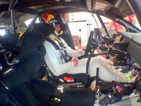Andreas Mikkelsen debuta sobre el Citroën C3 WRC