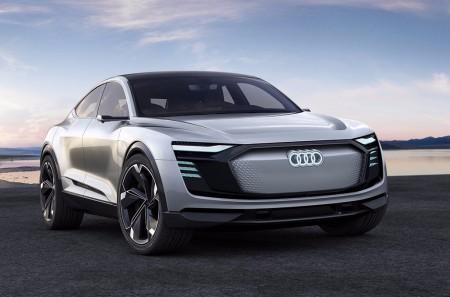 La producción del Audi e-tron Sportback se iniciará en 2019