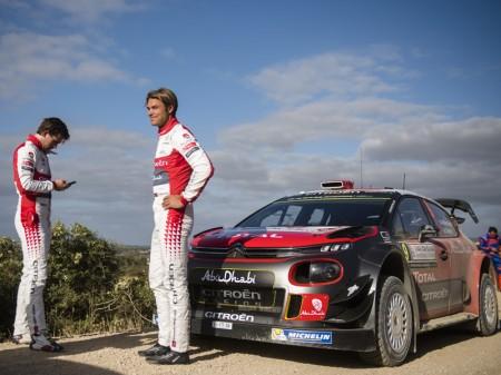 Citroën vuelve a apostar por Mikkelsen y sacrifica a Meeke