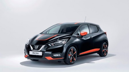 ¿Este también es un Nissan Micra?