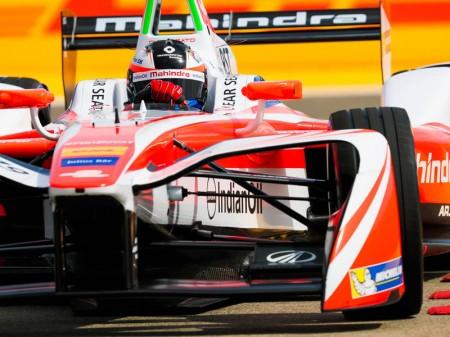 Rosenqvist gana la primera manga del ePrix de Berlín