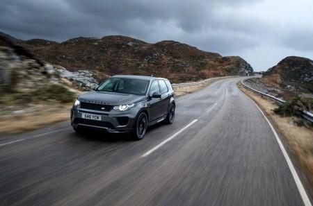 El Land Rover Discovery Sport estrena nuevos motores Ingenium