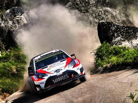 Lista de inscritos del Rally de Italia-Cerdeña del WRC