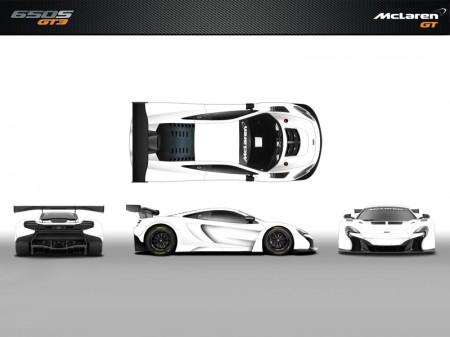 McLaren GT necesita tu 'arte' para las 24 Horas de Spa