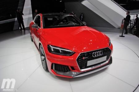 Audi RS5 Coupé 2017: ya está disponible el Gran Turismo alemán de 450 CV