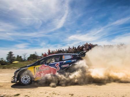 Ofensiva total de M-Sport en el Rally de Italia-Cerdeña