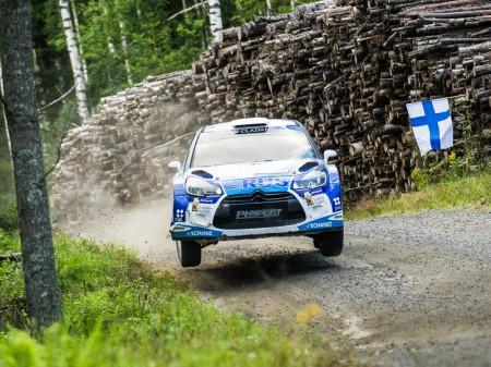 El Rally de Finlandia renueva por tres años más con el WRC