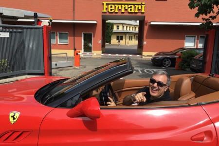 The italian job: Maranello, the experience