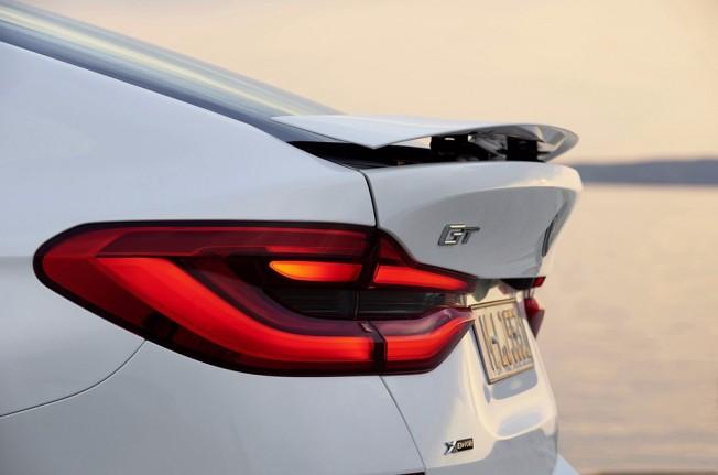 BMW Serie 6 GT 2018 - alerón