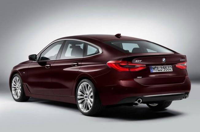 BMW Serie 6 GT - foto filtrada