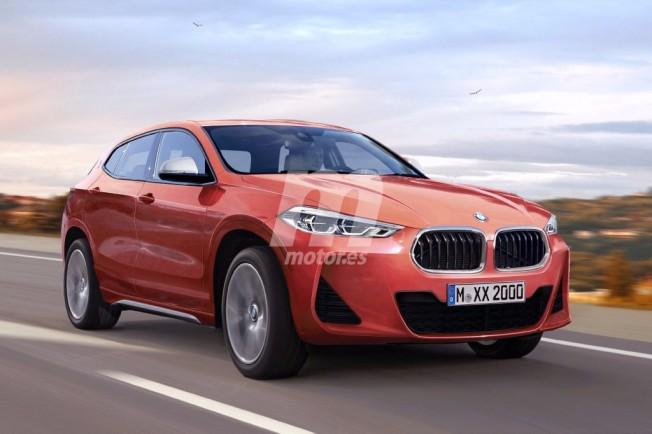BMW X2 - recreación