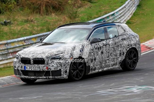 BMW X2 2018 - foto espía