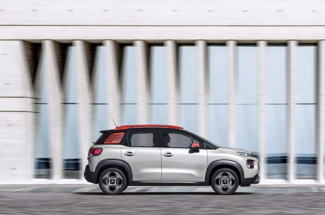Citroën C3 Aircross 2018 - lateral