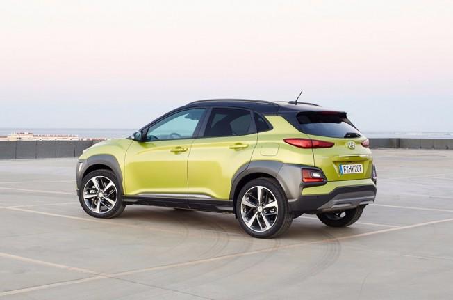 Diferentes por dentro y fuera, el Hyundai Kona y Kia ...