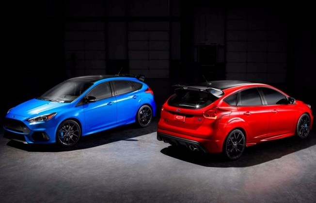 Ford Focus RS Limited Edition 2018
