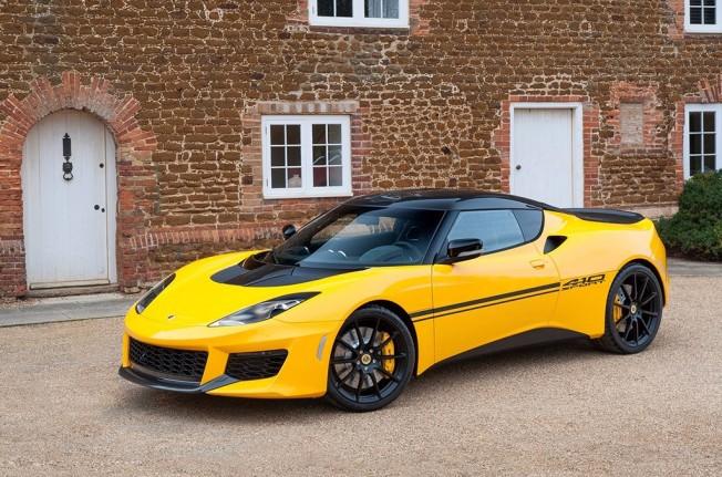 Lotus Evora Sport 410 2017