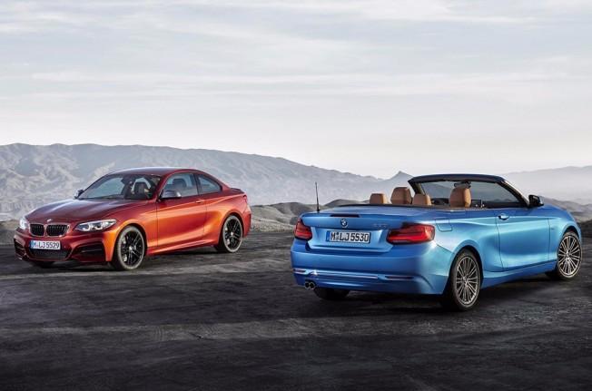 BMW Serie 2 Coupé y BMW Serie 2 Cabrio