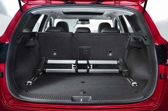 Hyundai i30 Cw 2017 - maletero