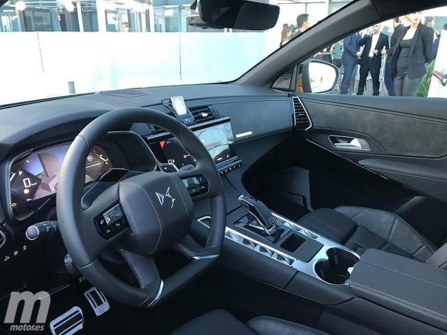 DS 7 Crossback - interior