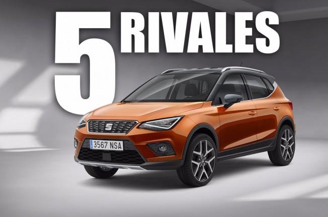 SEAT Arona - Los 5 rivales a los que hará frente