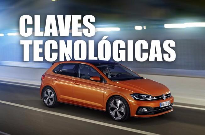 Volkswagen Polo 2018 - claves tecnológicas