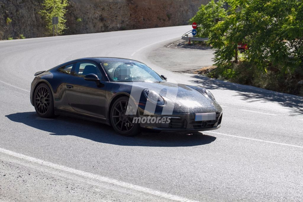 Porsche 911 Carrera: la nueva generación 992 última su desarrollo en nuestro país