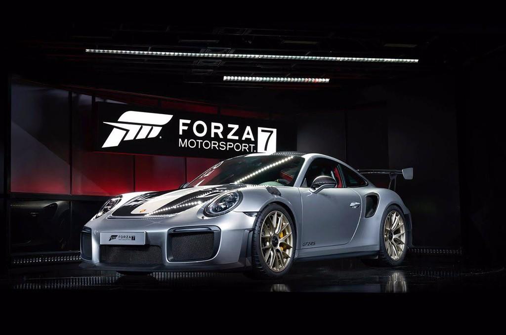 Porsche 911 GT2 RS 2018: el 911 más extremo es desvelado en el E3 2017