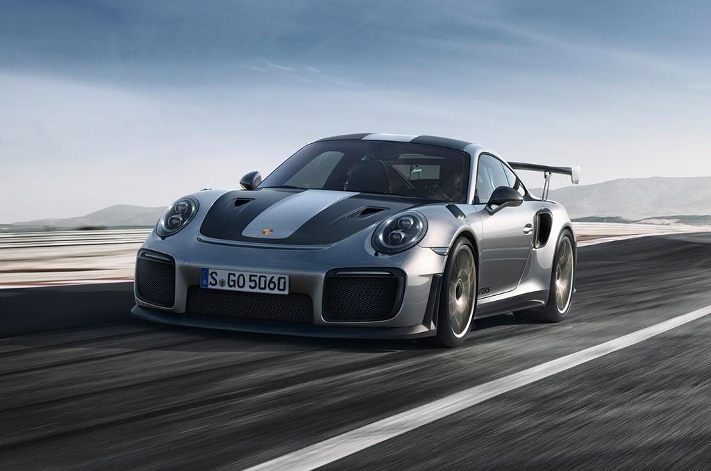 Porsche 911 GT2 RS 2018: 700 CV para alcanzar los 100 km/h en 2,8 segundos