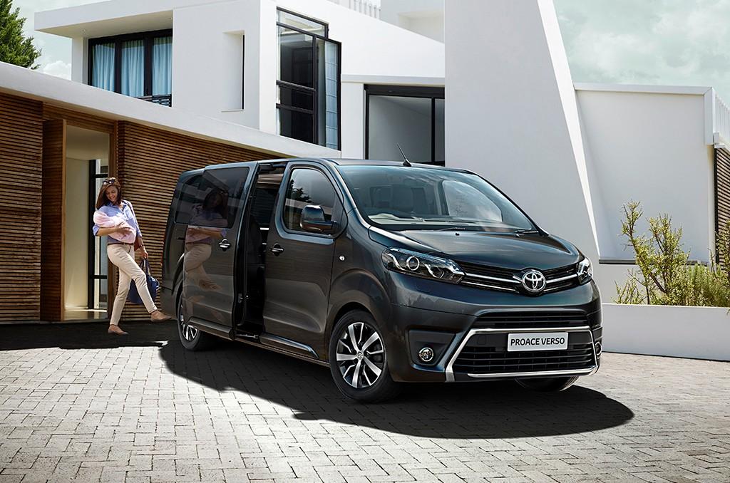 Toyota ProAce Verso VIP 2017: para la familia o clientes más exigentes