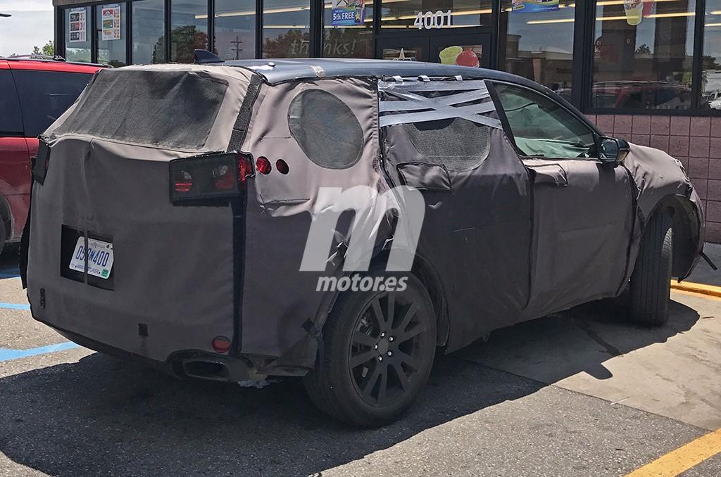 2018- [Acura] RDX Acura-rdx-2018-fotos-espia-201737692_3