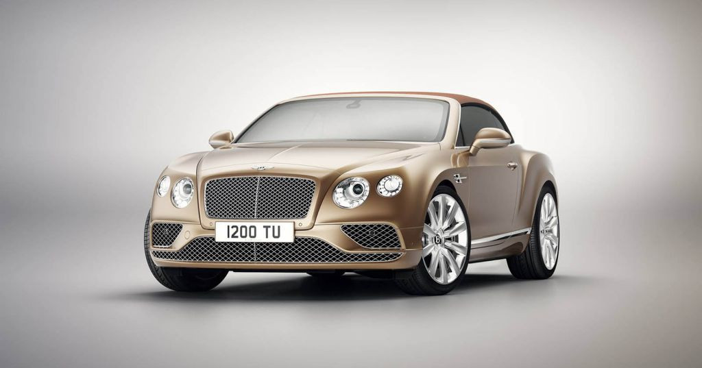 Bentley Continental GTC Timeless Series: nueva edición limitada del convertible