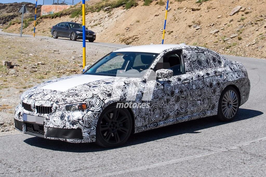 BMW Serie 3 M Sport: cazada en España la nueva generación de la berlina