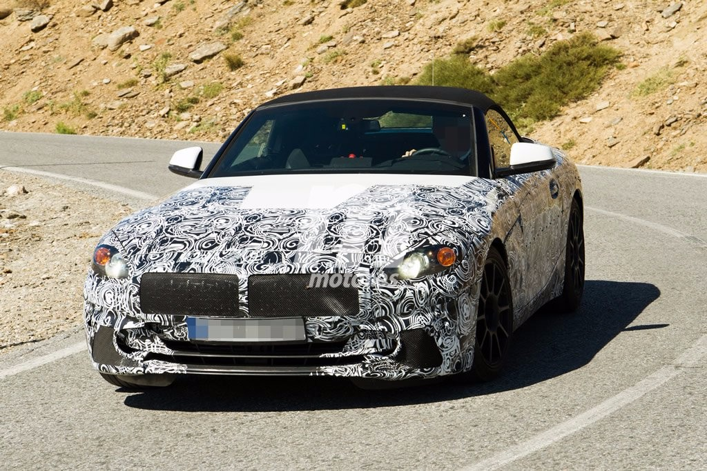 2019 Bmw Z4 News Concept And Spy Shots Thread Page 17
