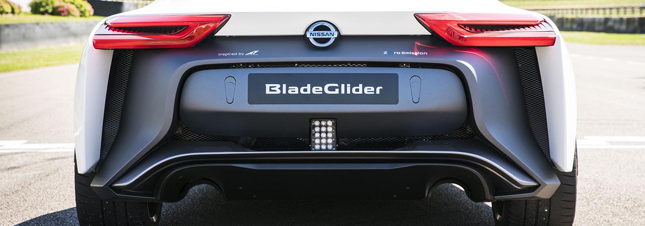 Prueba Nissan BladeGlider, probando el futuro