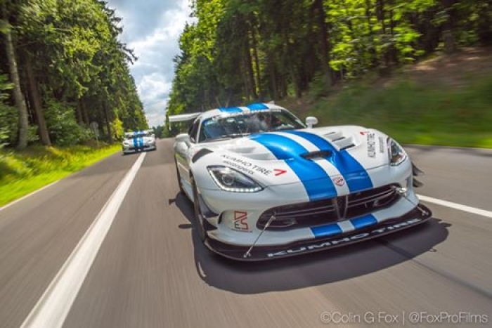 ¿Logrará el Dodge Viper ACR batir el récord en Nürburgring?