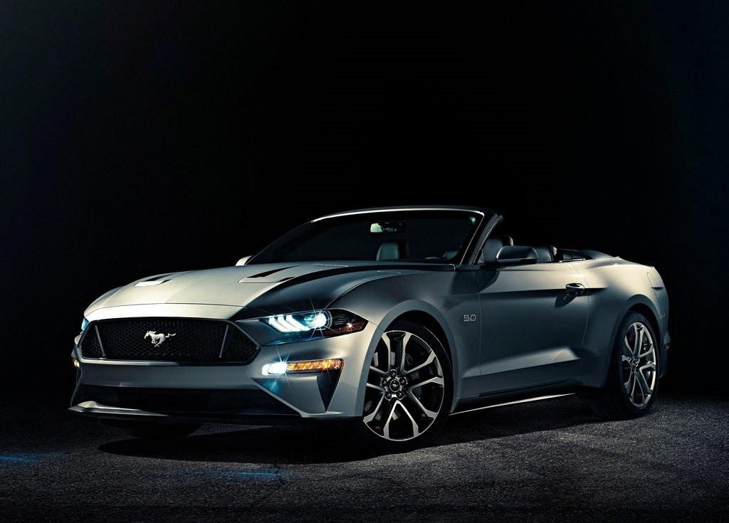 Ford Mustang 2018: filtrados los nuevos performance packages