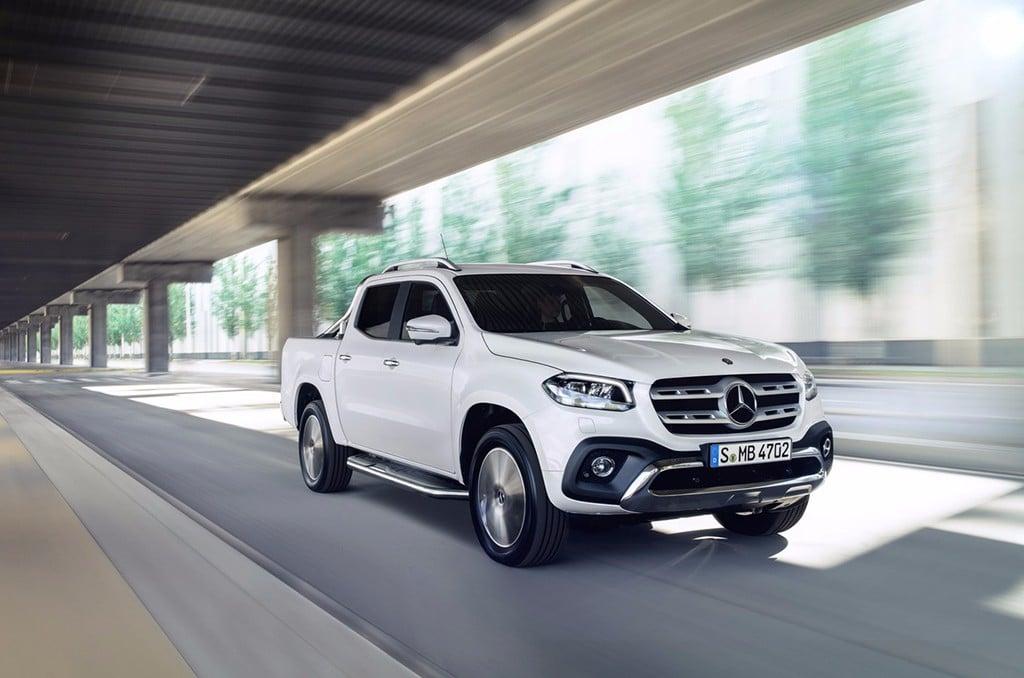 Mercedes Clase X: se presenta en sociedad el nuevo pick-up de la marca de la estrella