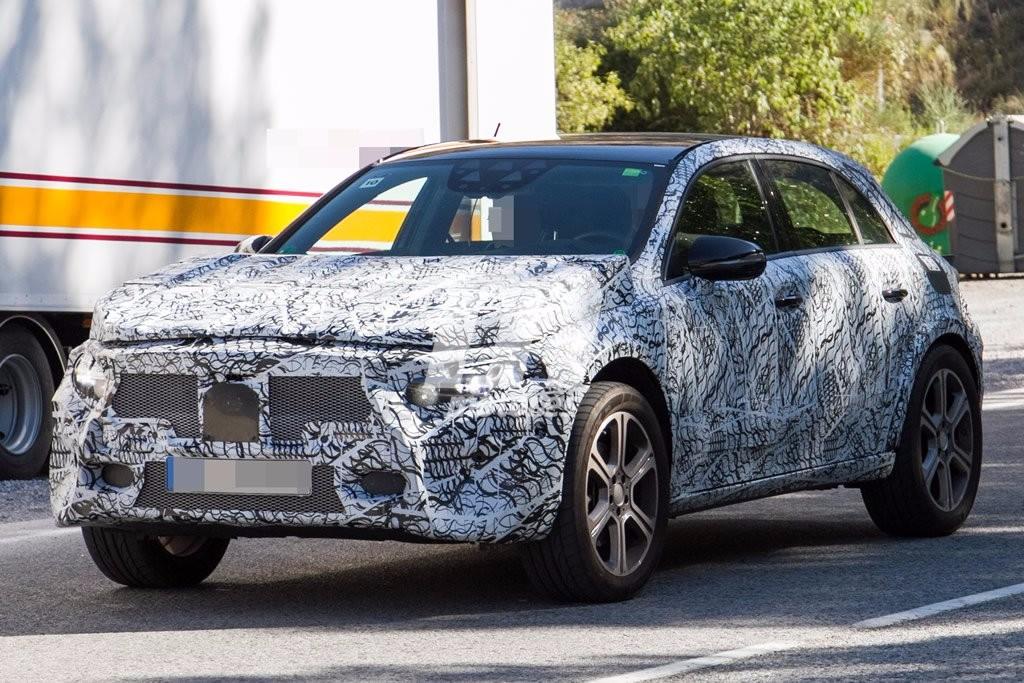 Mercedes GLA 2020: la segunda generación del crossover se pone a punto en España