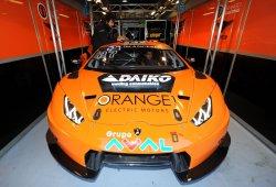 65 coches disputan el test oficial de las 24 Horas de Spa